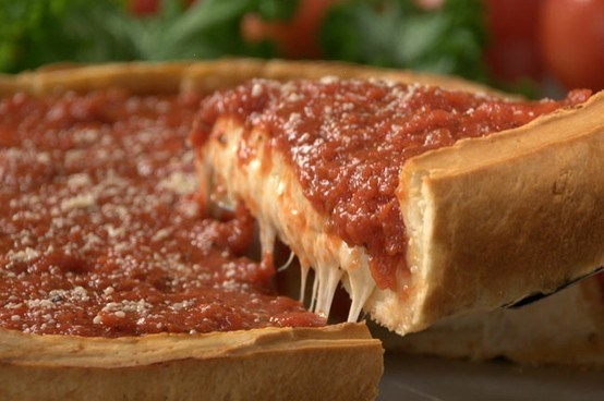 Giordano's Chicago Style Pizza  #microcation    in Orlando