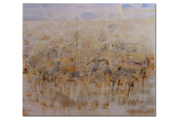 Gordon-Vorster-Herd-in-a-Landscape-signed.jpg (980×655)