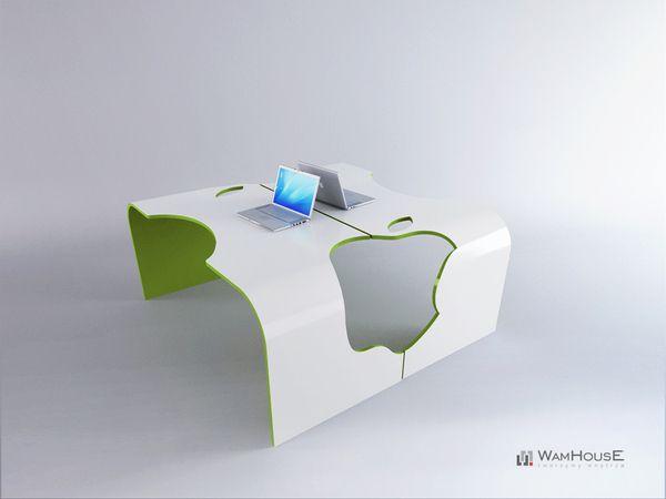 JABCO tapple desk by WamHousE , via Behance
