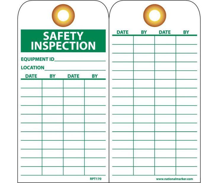 Более 25 лучших идей на тему «Safety inspection» на Pinterest - vehicle inspection form