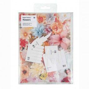 Schablonenset für Pfingstrosen 6-teilig - idee. Online-Shop