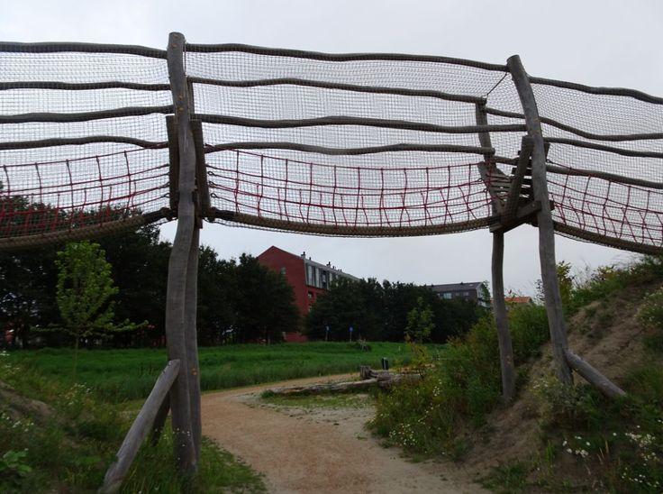 Annie MG Schmidtpark Berkel en Rodenrijs, Tuin van Floddertje Speeltuin