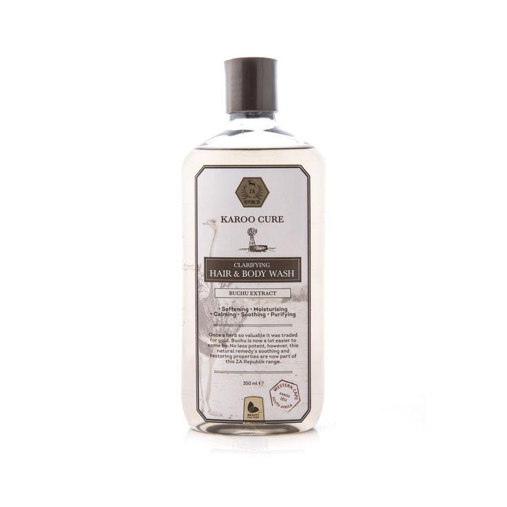 Republik Karoo 2 In 1 Body Wash 350ml   GoodiesHub.com