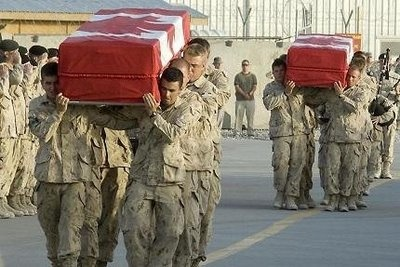 Military Mom at Home: Three Canadian Soldiers Killed and Another Injured in Afghanistan