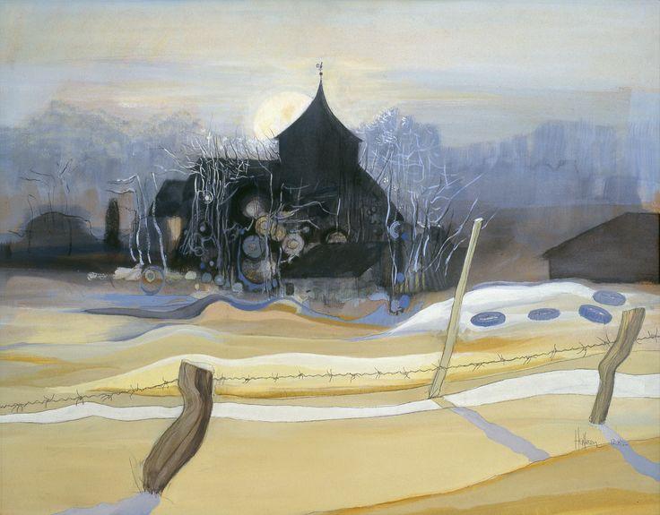 Holger Hattesen: Oeversee (1982)