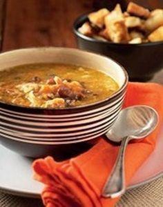 Suid Afrikaanse sop resepte
