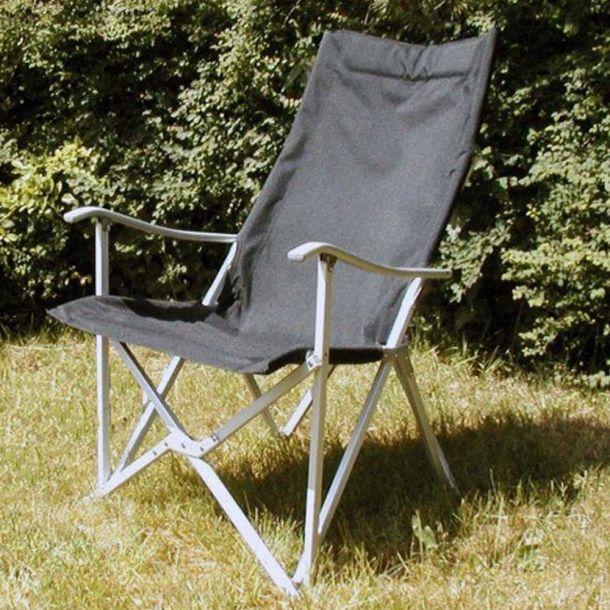 Hopfällbar stol lyxmodell