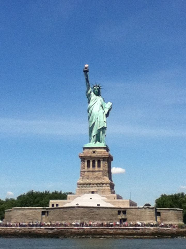 Statue Of Liberty #NYC #love