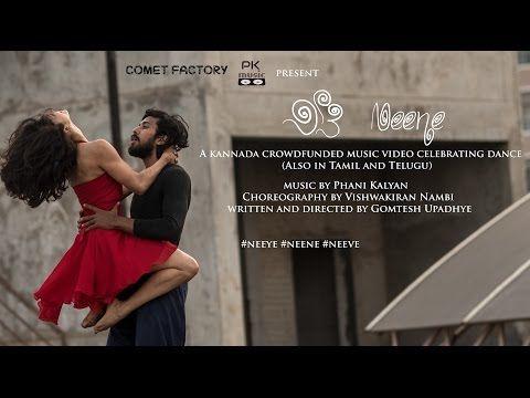 Neene - A kannada musical dance video | Phani Kalyan | Gomtesh Upadhye - YouTube