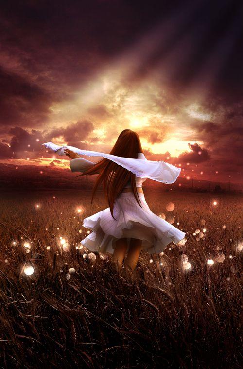 <3 dancing with Heaven