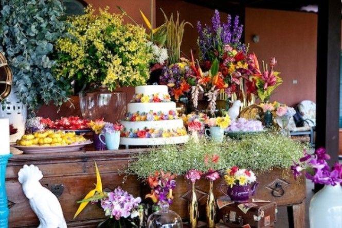 Decoração de mesa para casamento: As tendências para 2015