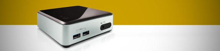 Empfehlenswerter Wohnzimmer-PC für Plex Media Server unter 400 Euro