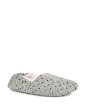 Fur Lined Pump Slippers | Woolworths.co.za