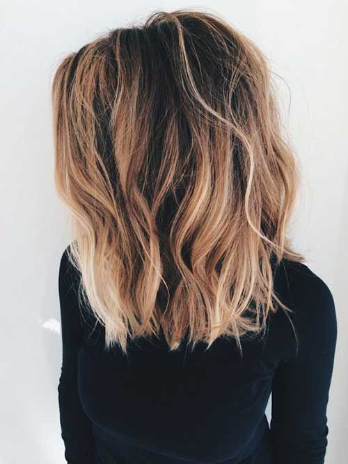 Mid Length Hairstyles Mesmerizing 22 Best Hair Style Images On Pinterest  Hair Ideas Hair Colors And