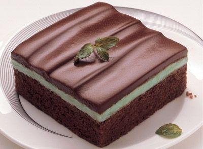 Chocolate Mint Dessert Recipe