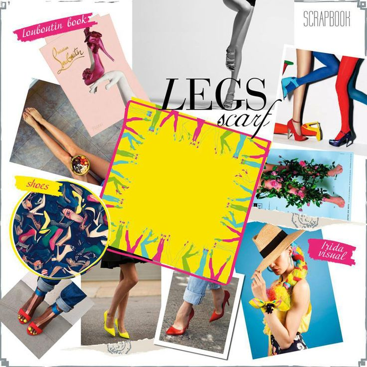 eautiful shoes are every woman's passion... Louboutins, Manolos, Jimmy Choos - our greatest fetish and drug. When beautiful shoes meet beautiful legs - here comes not only women's fetish! We want to have it all all the time - that's why created the Irida LEGS scarf!