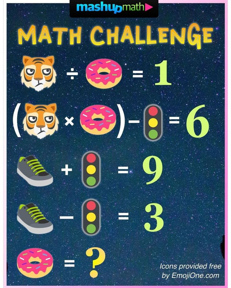 "94 Likes, 31 Comments - Mashup Math (@mashupmath) on Instagram: ""Can you solve this week's math challenge? """