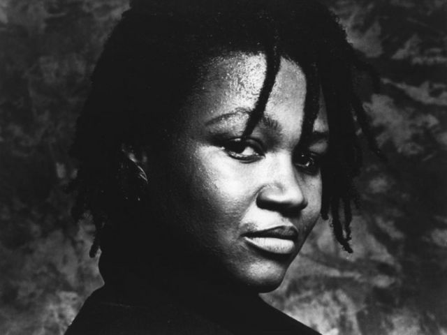 Gwen Guthrie was one of the very 1st music artists to dedicate music to her LGBTQ fans - during the early 1980s when gays were demonized by media for the new outbreak HIV/AIDS. Guthrie, non-judgmental, didn't blame or encourage hate propaganda. She instead made safe sex songs to enforce self esteem, self love and safety. Proceeds went to the AIDS Coalition. She was ally to the LGBTQ and people living with HIV/AIDS before the masses caught up.