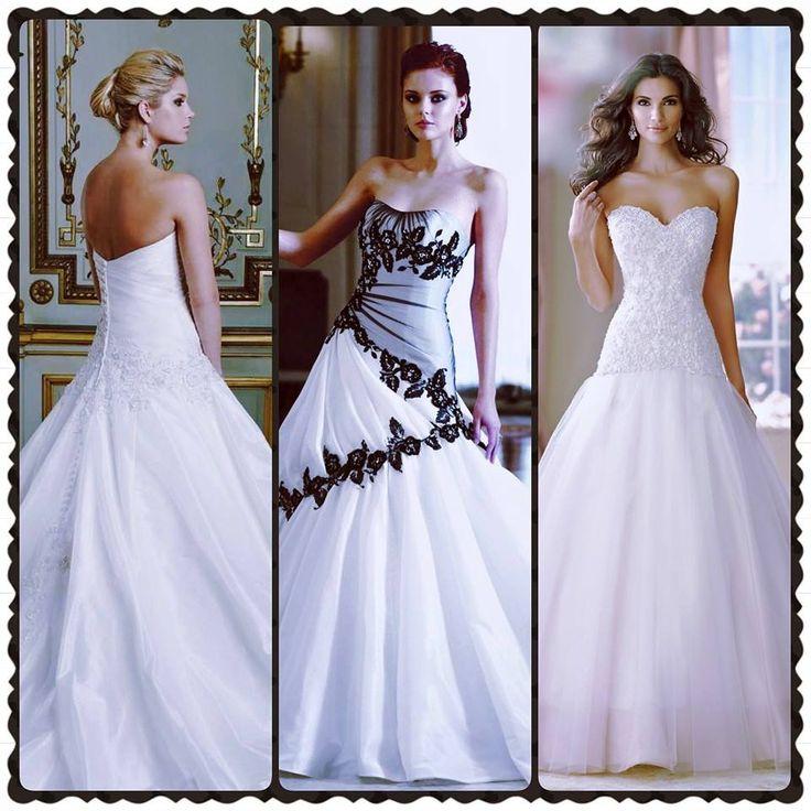 """È lui ... é l'abito da sposa perfetto, quell'unico su infiniti che vi farà dire di """"Si!"""" #RosadEventi #weddingplanning #weddingdress"""