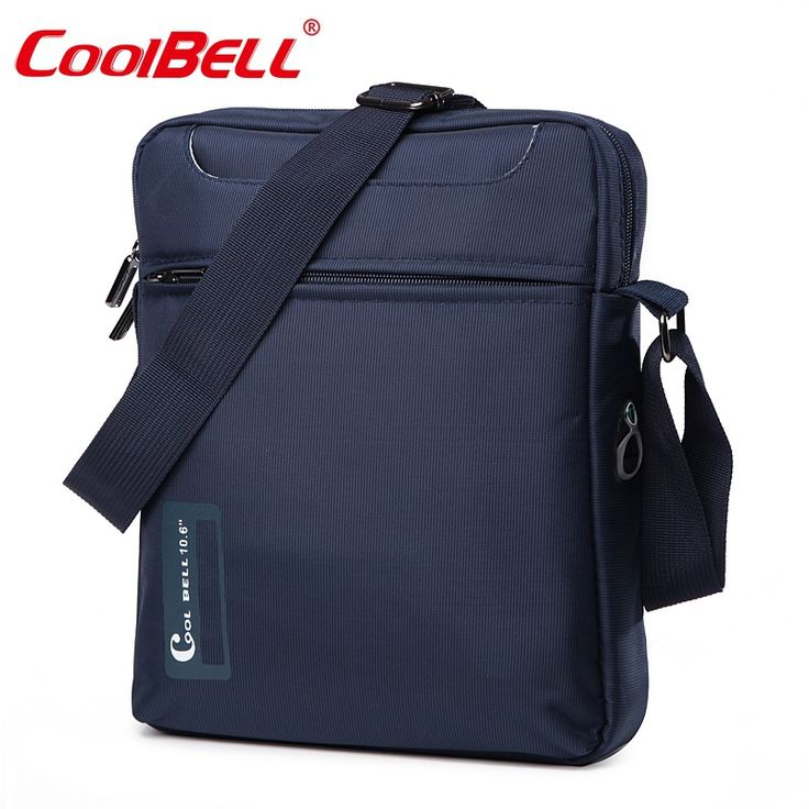 "Coolbell Kindle Tablet Shoulder Bag Nylon For iPad Pro 9.6"" Microsoft Surface Case 10.6""  iPad 2/3 /4 iPad Air 2/3 crossbody"