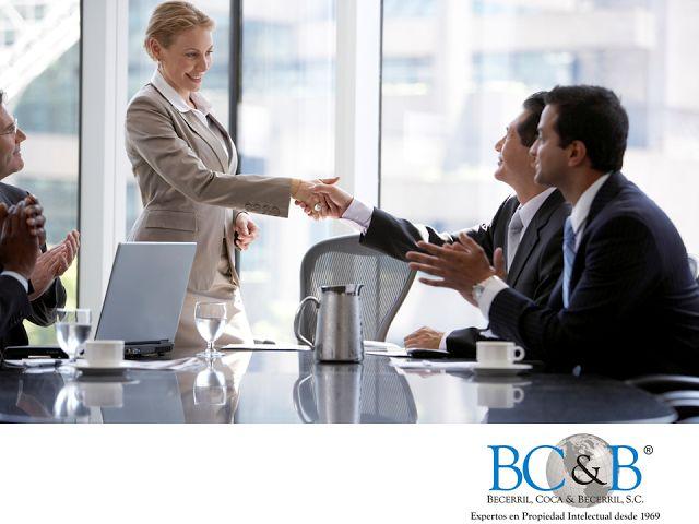 Ofrecemos atención personalizada. TODO SOBRE PATENTES Y MARCAS. En Becerril, Coca & Becerril ofrecemos a nuestros clientes atención integral y personalizada, en todo lo relacionado para efectuar el trámite de registro de sus marcas y avisos comerciales. Contamos con personal especializado en distintos rubros de la propiedad intelectual, para realizar dichos procesos de manera eficiente y conforme a la ley. En BC&B le invitamos a consultar nuestra página de internet www.bcb.com.mx, o bien a…