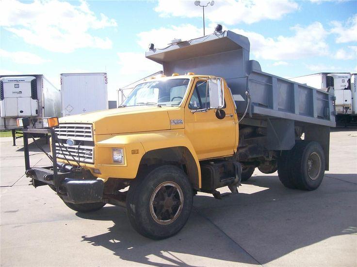 Ford Dump Trucks Http Www Nexttruckonline Com Trucks For