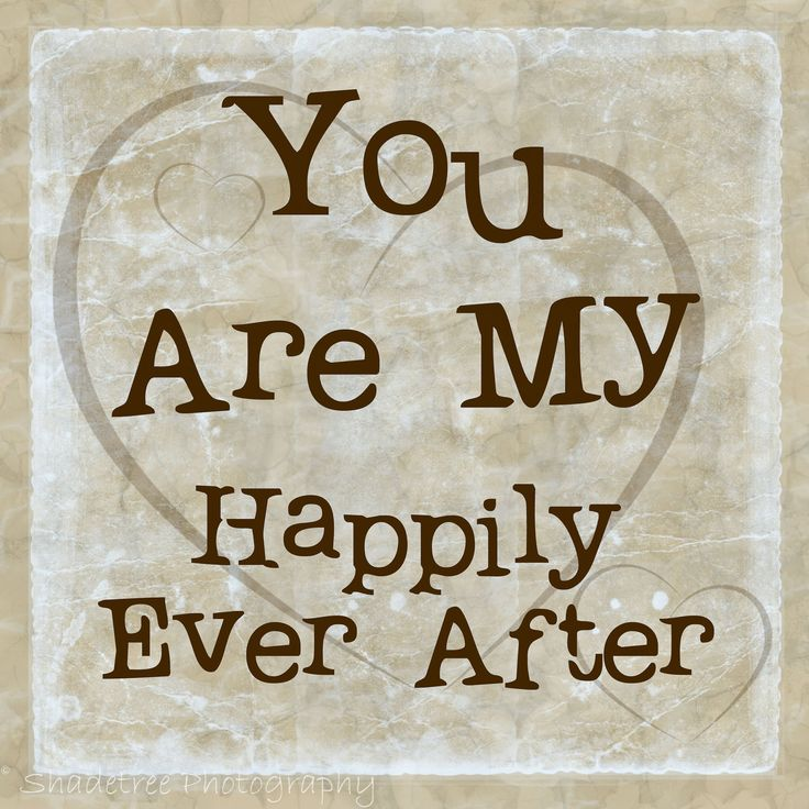 Love Happily Ever After Wedding Romance Modern Decor Gift for Him Her Wedding Gift Anniversary Typography Brown Tan, 8 x 8 Word Art Print. $16.00, via Etsy.