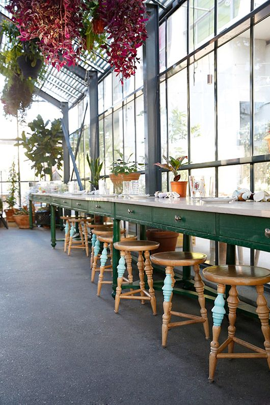 wear this there: commissary at the line hotel. / sfgirlbybay