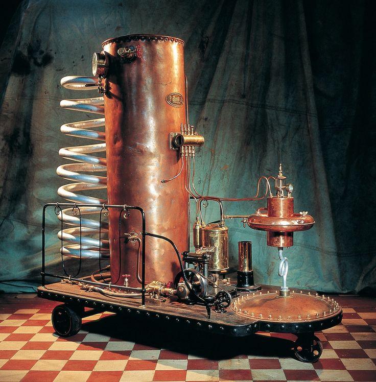 Hot Oil Applicator by P. Bonk & Co.