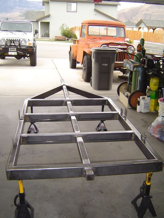 Perfect  Camper  Camper Trailer  Pinterest  Homemade Awesome And Campers