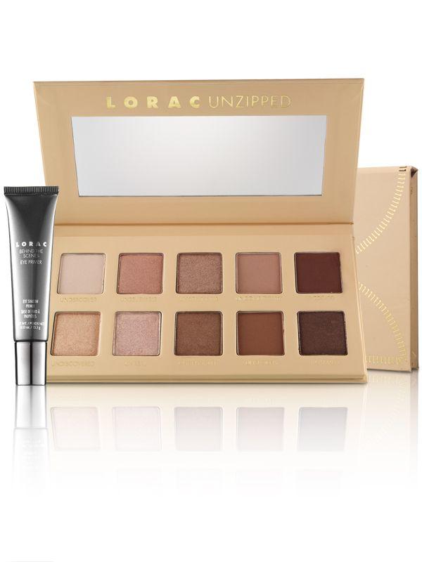 REPIN if you LOVE the LORAC UNZIPPED Palette!