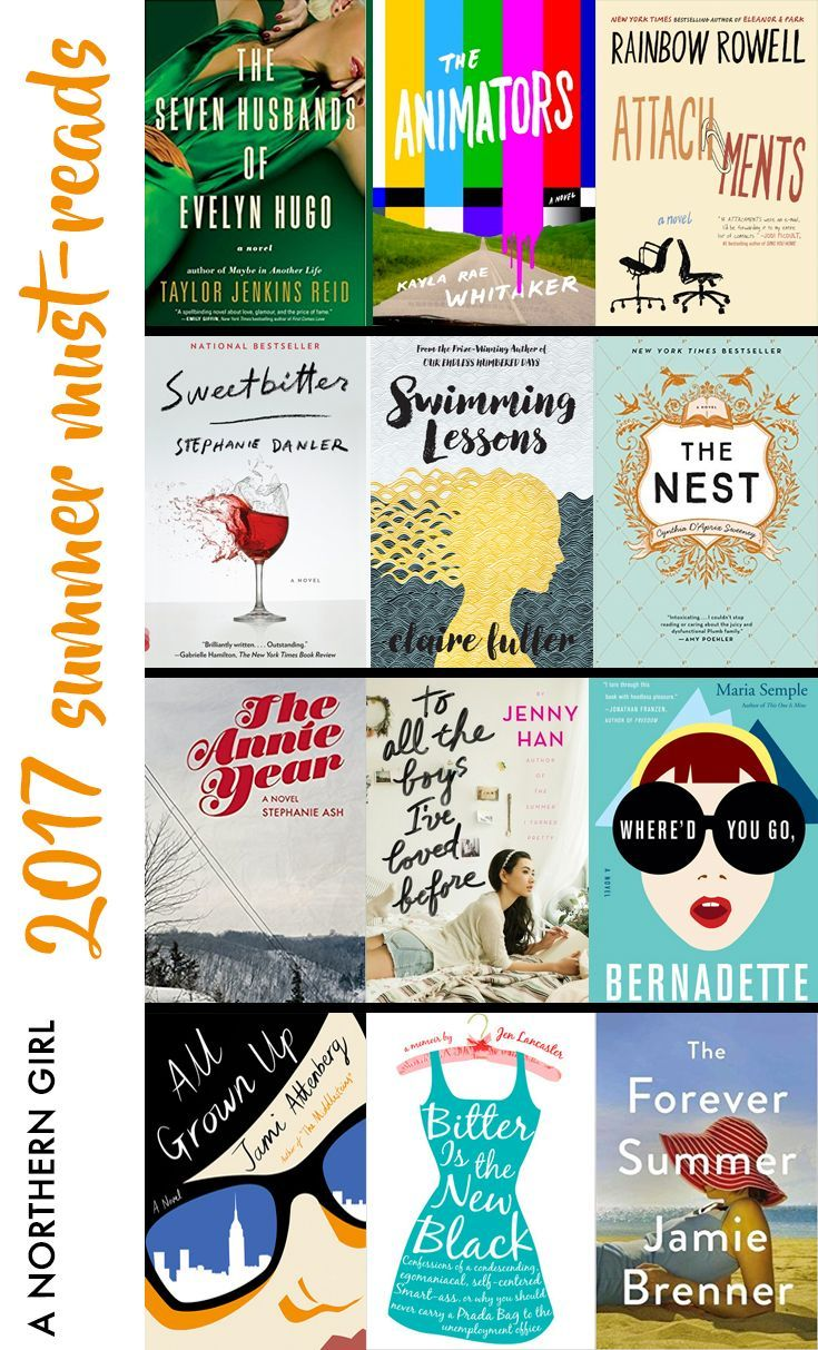 12 books to read this summer