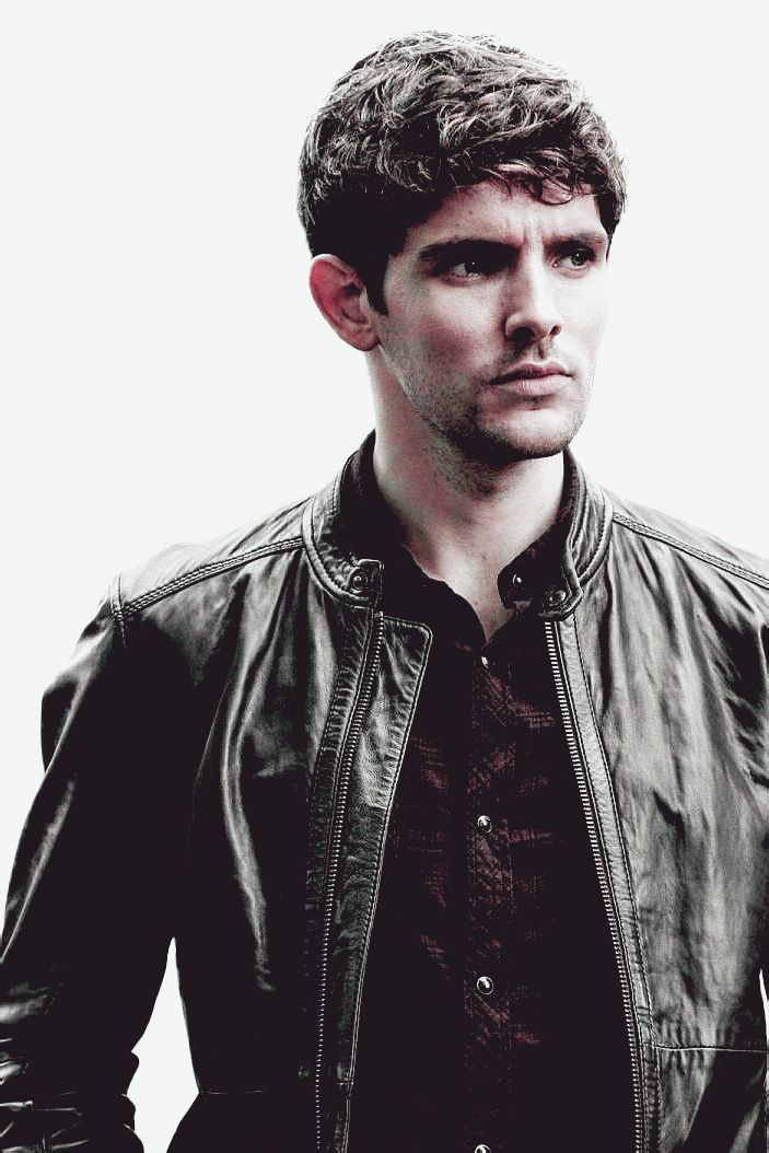 This is what a badass modern merlin would look like... aka Colin Morgan