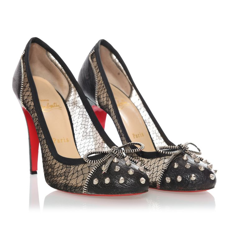 Christian Louboutin SHOES, 300 Euro.