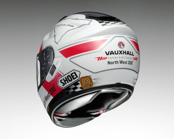 Shoei GT-Air North West 200 Tribute 2013 (UK)