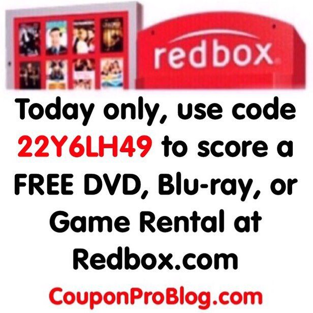 Best 25+ Redbox dvd ideas on Pinterest | Free redbox, Free redbox ...