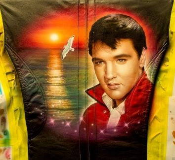 Elvis by Soto www.airbrushaction.com