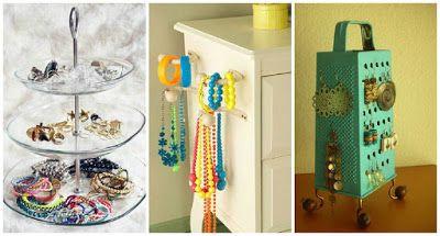 C mo organizar mis accesorios en casa - Accesorios para casa ...