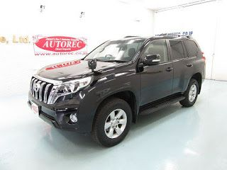 Japanese vehicles to the world: 19584A5N8 2014 Toyota Landcruiser Prado TX 4WD for...