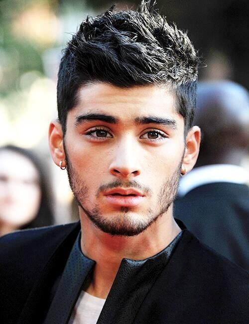 Zayn at the This Is Us premiere