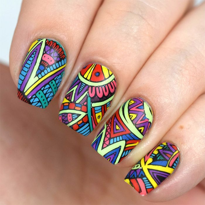 Amazing Nail Art Pro Tips Image Collection - Nail Art Ideas ...