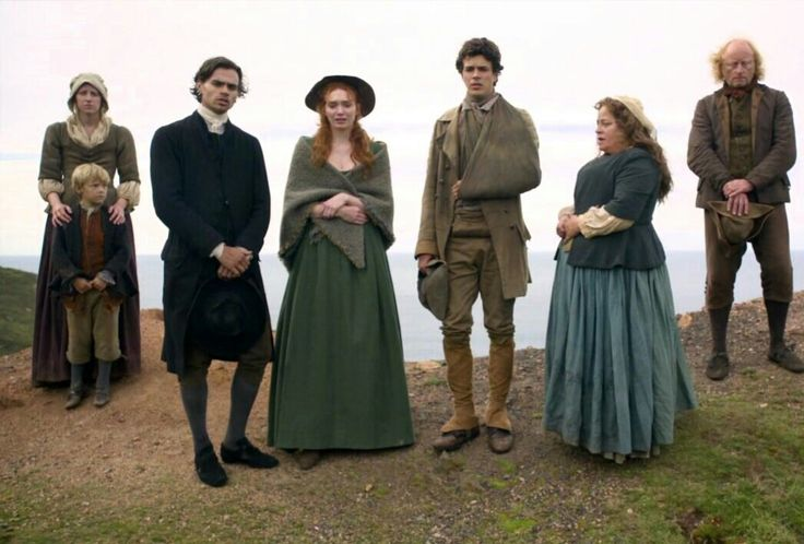 Poldark S3E5 The Carne Family Sings... (and Prudie)