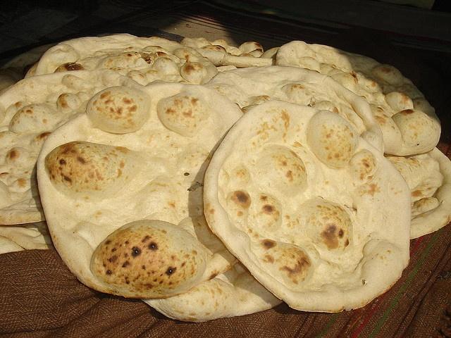 Naan #pakistan #food