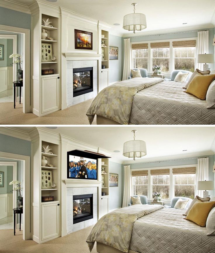 131 Best Concealing The TV Images On Pinterest