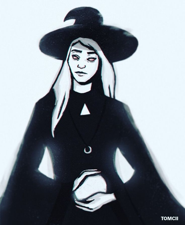 #art #drawing #draw #ink #inktober #witch #fantasy