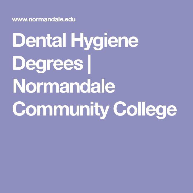 Dental Hygiene Degrees | Normandale Community College