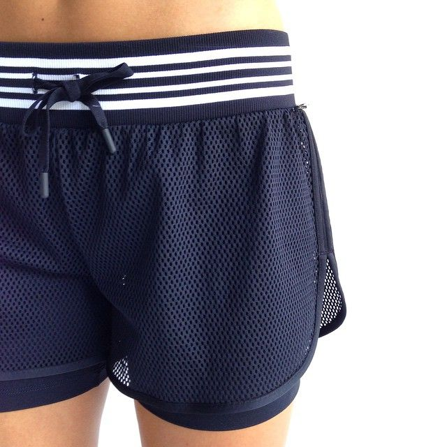 It's game on in our Game Time Shorts featuring outer mesh & an adjustable drawstring for comfort!