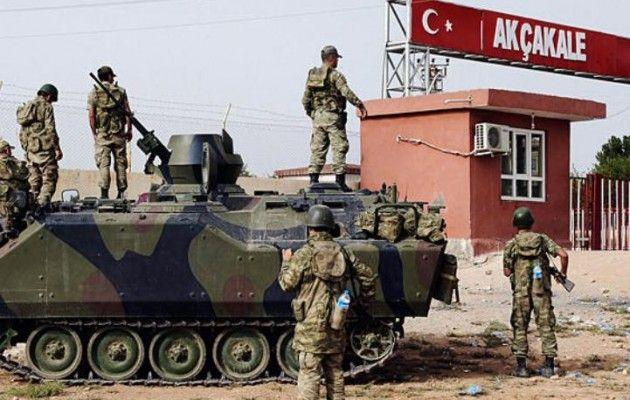 Θέατρο Παραλόγου: Οι Τούρκοι θέλουν να εισβάλουν στη Συρία μαζί με τους Ρώσους