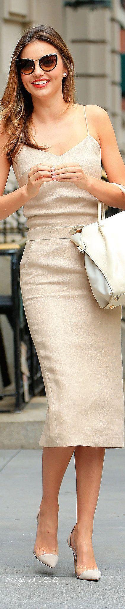 I like her style - Miranda Kerr