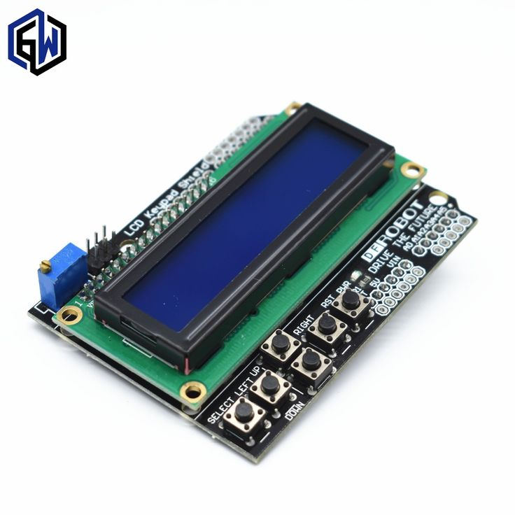 LCD Keypad Shield LCD1602 LCD 1602 Module Display For Arduino ATMEGA328 ATMEGA2560 raspberry pi UNO blue screen #electronicsprojects #electronicsdiy #electronicsgadgets #electronicsdisplay #electronicscircuit #electronicsengineering #electronicsdesign #electronicsorganization #electronicsworkbench #electronicsfor men #electronicshacks #electronicaelectronics #electronicsworkshop #appleelectronics #coolelectronics
